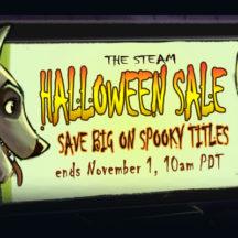 ¡Grandes ofertas durante la Venta Steam de Halloween 2017!
