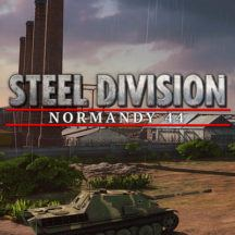 Mecánica de Supresión y Estrés en Steel Division Normandy 44