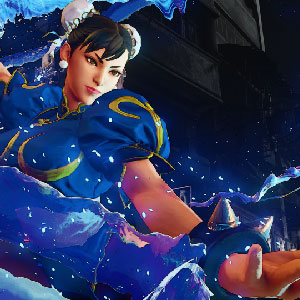 Street Fighter 5 Ataque crítico