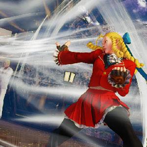 Street Fighter 5 Batalla