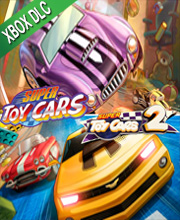 Super Toy Cars 1 & 2 Bundle