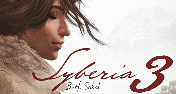 Syberia 3 sortie