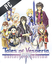 Tales of Vesperia Definitive Edition