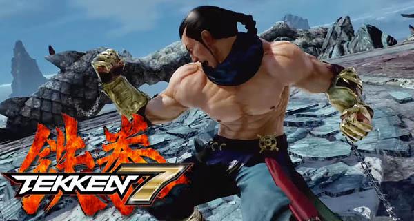 Nuevo trailer de Tekken 7 introduce los personajes jugables del juego