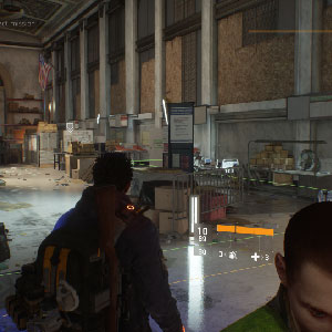 The Division Xbox One Gameplay Map