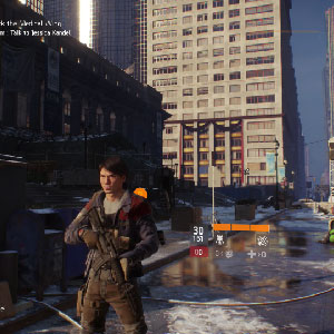 The Division bXbox One Campo de batalla