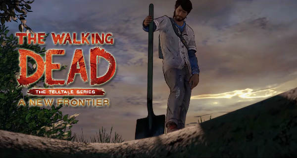 The Walking Dead New Launch Trailer Cover