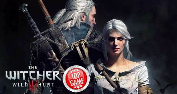 Witcher 3 Wild Hunt Game Of The Year Cover