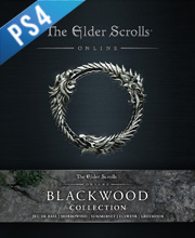 The Elder Scrolls Online Collection Blackwood