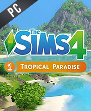 The Sims 4 Tropical Paradise