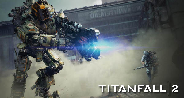 Titanfall 2 New Trailer Cover