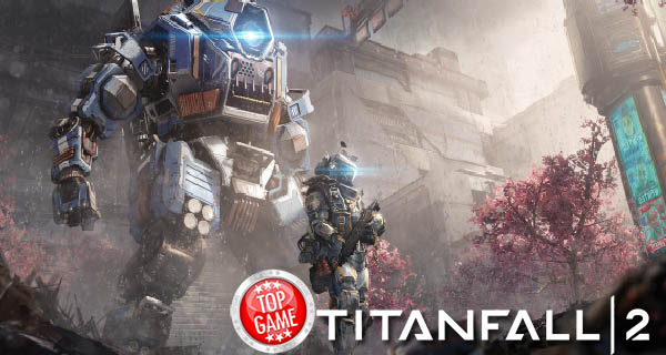 Titanfall 2 First DLC cover