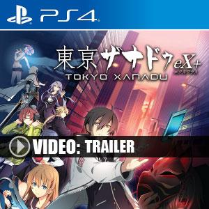 Comprar Tokyo Xanadu eX plus PS4 Code Comparar Precios