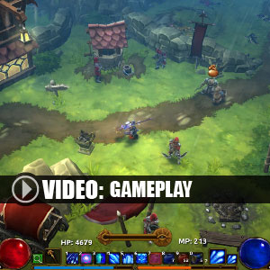 Torchlight 2 Gameplay Video