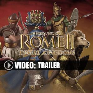 Comprar Total War ROME 2 Desert Kingdoms Culture Pack CD Key Comparar Precios
