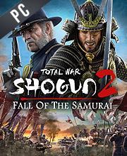 Total War Shogun 2 Fall of samurai