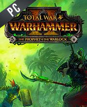 Total War WARHAMMER 2 The Prophet & The Warlock