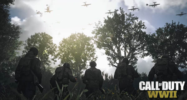 Call Of Duty WWII Trailer