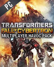 Transformers fall of cybertron Multiplayer Havoc Pack