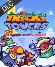 Tricky Towers Spirit Animal Pack