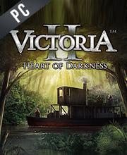 Victoria II - A heart of darkness