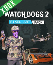 Watch Dogs 2 Pixel Art Pack
