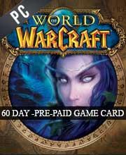 World of Warcraft 60 dias