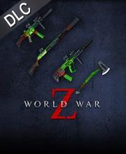 World War Z Biohazard Pack