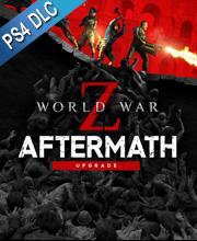 World War Z Upgrade to Aftermath