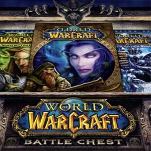 Descargar World of Warcraft Battle Chest + Cataclysm 30 days EU - PC Key Comprar