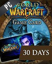 World of Warcraft 30 Dias
