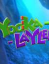 El tamaño de los ficheros de Yooka-Laylee esta convenientemente pequeño