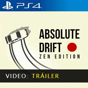 Absolute Drift Vídeo del Tráiler