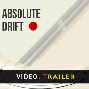 Absolute Drift Vídeo del Tráiler