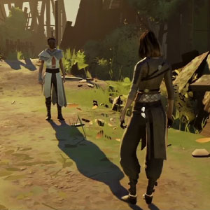 Absolver Gameplay Image