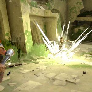 Absolver Combat Scene