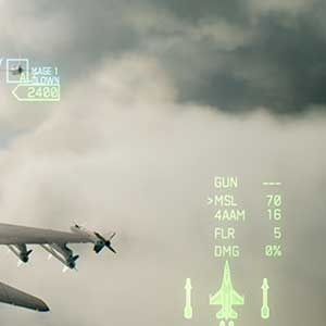 fiercest air combat