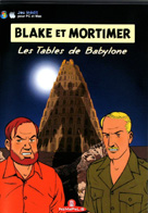 Blake et Mortimer Les Tables de Babylone