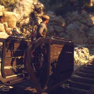 Adams Venture Origins Xbox One Sunny Vagón de mina