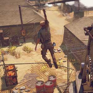 Adams Venture Origins PS4 Desert Campo de Grind