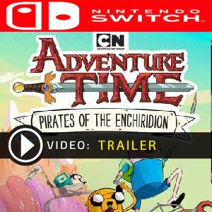 Adventure Time Pirates Of The Enchiridion Nintendo Switch Prices Digital or Box Edicion