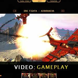 Aeronautica Imperialis Flight Command Gameplay Video