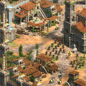Age of Empires 2 Definitive Edition Lords of the West Unidades
