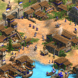 Age of Empires 2 Definitive Edition Lords of the West Muelles