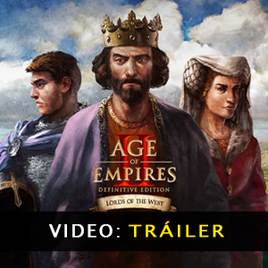 Age of Empires 2 Definitive Edition Lords of the West Video del Trailer