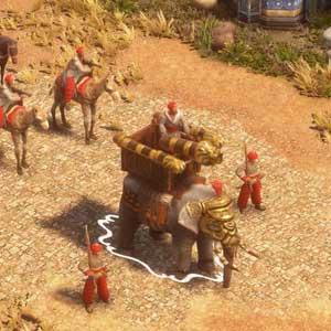 Age of Empires 3 Definitive Edition Dinastías asiáticas