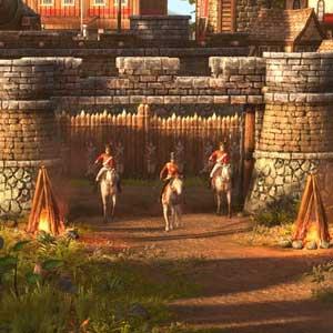 Age of Empires 3 Definitive Edition Ciudad