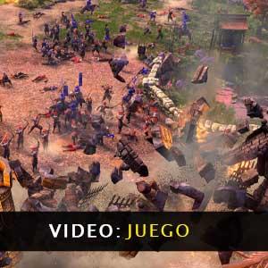 Age of Empires 3 Definitive Edition Video de juego
