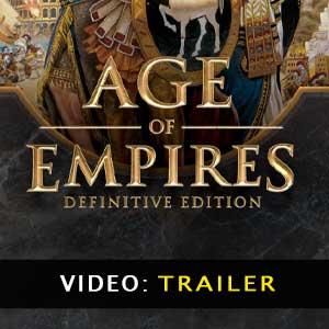Age of Empires 3 Definitive Edition Video del Trailer