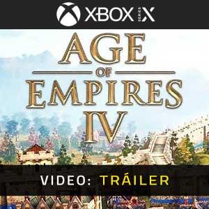 Age of Empires 4 Xbox Series X Vídeo En Tráiler